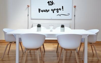 3 bonnes raisons de faire son yoga au travail