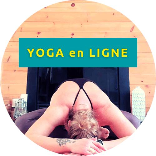 Cours de yoga en ligne sur zoomo
